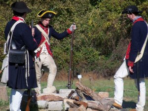 Rev War Soldiers md