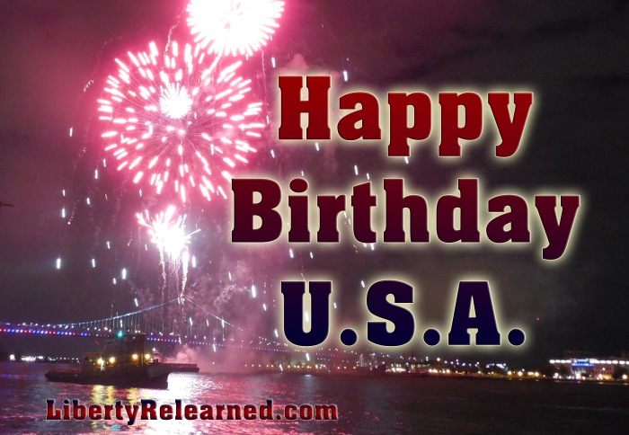 Birthday USA a