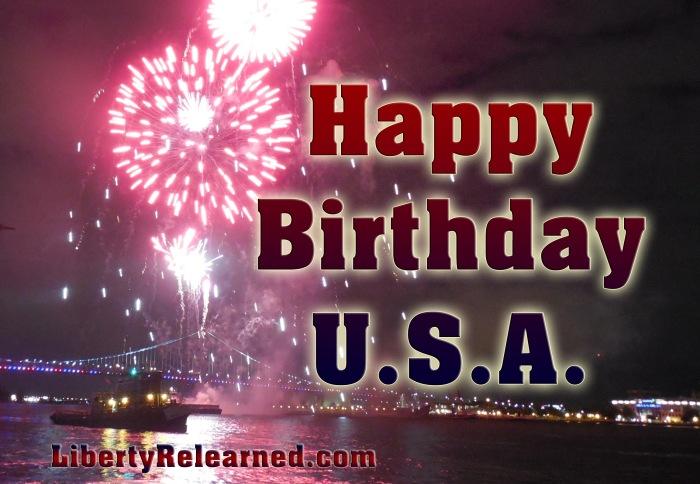 Birthday USA a