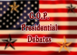 GOP Debates Red