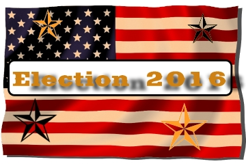 Election Flag a