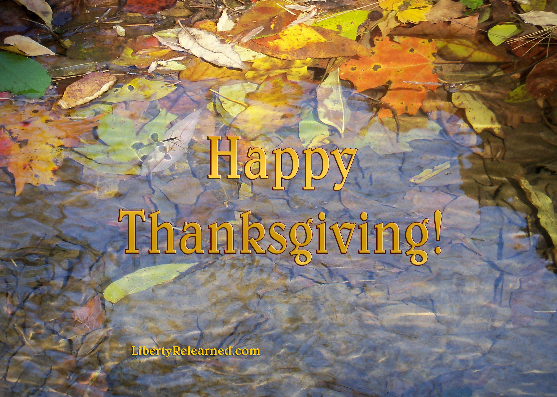 Happy Thanksgiving med