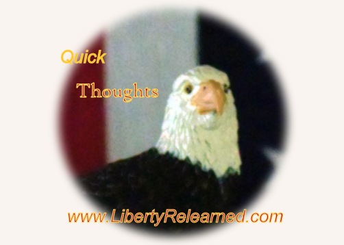 Quick Thoughts Eagle