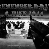 77 Years ago today, Americans leave their safe space...