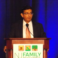 Dinesh D'Souza Talks About America's Changing Morality