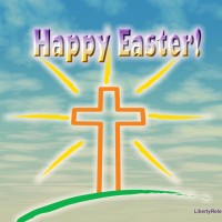 Happy Easter, 2021!